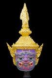 Pantomime van Thailand Stock Afbeeldingen