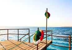 Panton on the Red Sea Stock Image