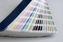 Pantone Royalty Free Stock Images