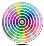 Pantone Color Palette - blur circle Stock Images