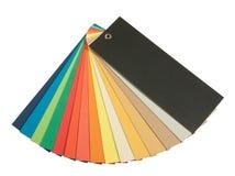 Pantone color scheme Royalty Free Stock Images