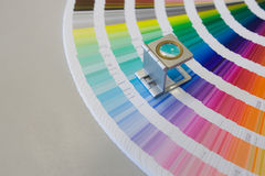 Pantone colors Stock Image
