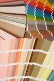 Pantone colors for paint Stock Photo