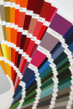 Pantone colors for paint Stock Images