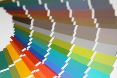 Pantone colors for paint Stock Images