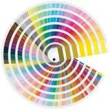 Pantone-Farben Lizenzfreies Stockfoto