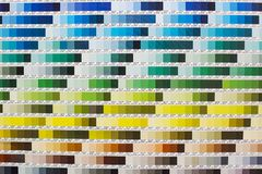 Pantone Matching System stock image