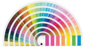 Pantonekleuren Stock Afbeelding