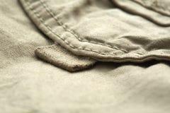 Pants, close up Royalty Free Stock Photography