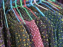 Pants hanging Royalty Free Stock Image