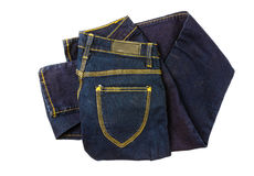 pants jean Royalty Free Stock Image