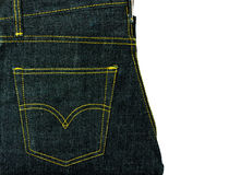 Pants jean Stock Photography