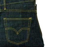 pants jean Stock Photography