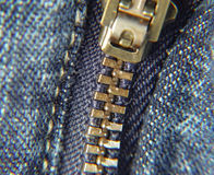 Pants Zipper. Photo of Pants Zipper stock image