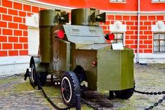 Pantserwagen Stock Afbeeldingen