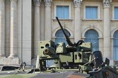 Pantserwagen Royalty-vrije Stock Afbeelding