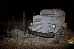 Pantserwagen van de jaren '40 Stock Afbeelding