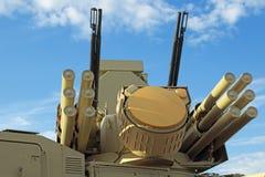Pantsir-S1 (SA-22 charcica) Obraz Stock