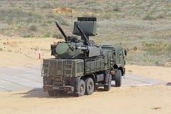 Pantsir-S1 (SA-22 charcica) Zdjęcie Stock