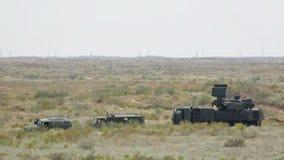 Pantsir-S1 (SA-22 Greyhound) stock footage
