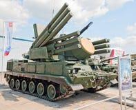 PantsirS1防空武器系统 图库摄影