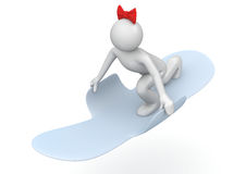 Panty Zwischenlageflugblatt - Lebensstil Stockfoto