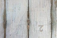 panwiowego metalu stara ściana obraz royalty free
