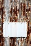panwiowy metal Zdjęcie Stock