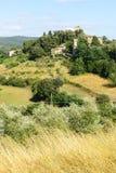 Panzano, Chianti Stockbild