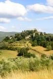 Panzano, Chianti Fotos de Stock Royalty Free