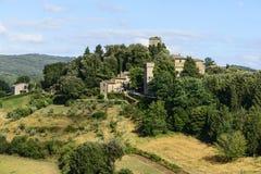 Panzano, Chianti στοκ εικόνες