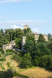 Panzano, Chianti royalty free stock photo
