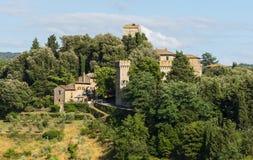 Panzano, Chianti Stock Photos