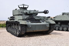 Panzer-4, Nazi gevechtstank ww-2. stock fotografie