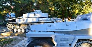 panzer Photographie stock libre de droits