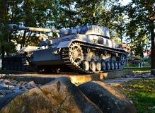 panzer Photographie stock