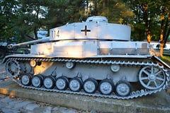 panzer Images libres de droits