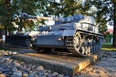 panzer Photo stock