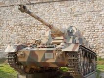 Panzer droppbehållare Royaltyfria Bilder