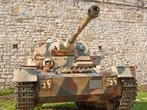 Panzer IV zbiornik Obrazy Stock