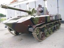 panzer Oekraïense legertank Stock Foto's