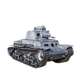 Panzer 35t,德国轻型坦克 免版税库存图片