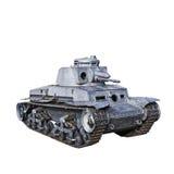 Panzer 35t, tysk ljus behållare Royaltyfria Bilder