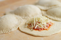 Panzerotti Stock Photos