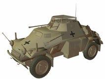 Free Panzerwag Sd.sfz 222 Stock Photo - 1500000