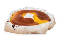 Pao de Lo, португальский торт губки показанный в своей самой традиционной форме Стоковые Фото
