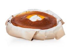 Pao de Lo, le gâteau mousseline portugais montré sous sa forme plus traditionnelle image libre de droits