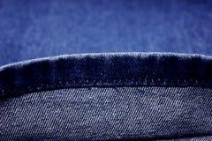 Paño del dril de algodón Fotos de archivo libres de regalías