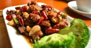 pao kung говядины Стоковые Изображения RF