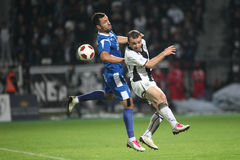 Paok - Atromitos Royalty Free Stock Image
